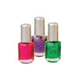 96 Units of Glitter Nail Polish - Nail Polish