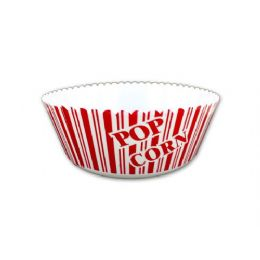 36 Units of Large Popcorn Bowl - Plastic Bowls and Plates
