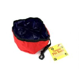 72 Units of Travel pet bowl - Pet Accessories