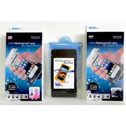 48 Units of DiPac Waterproof Case for Smartphone - Cell Phone Accessories