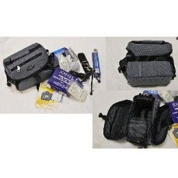 12 Units of Digital Camera Accessory Kit - Chargers & Adapters