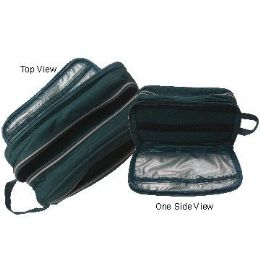 24 Units of Toiletries Bag Asst Colors - Bags Of All Types