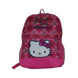 12 Units of Hello Kitty Backpack - Backpacks 16""