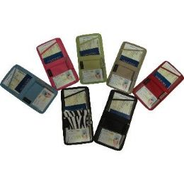 24 Units of ID & Boarding Pass Holder - Travel/ Luggage Items