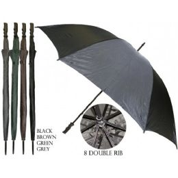 36 Units of 50 Inches Diameter Jumbo Umbrella - Umbrellas & Rain Gear