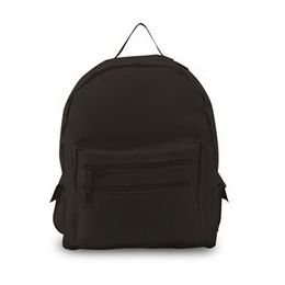 """12 Units of Backpack On A Budget - Black - Backpacks 15"""" or Less"""