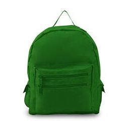 12 Units of Backpack On A Budget - Kelly - Backpacks 16""