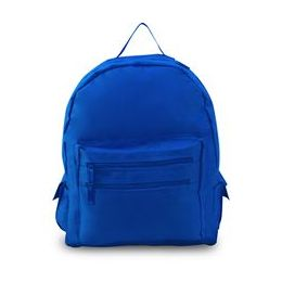 12 Units of Backpack On A Budget - Royal - Backpacks 16""