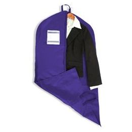 96 Units of Garment Bag - Purple - Bags Of All Types