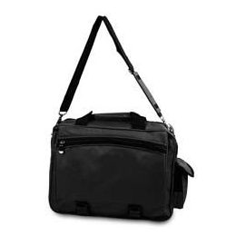 24 Units of Newton Briefcase - Black - Lunch Bags & Accessories