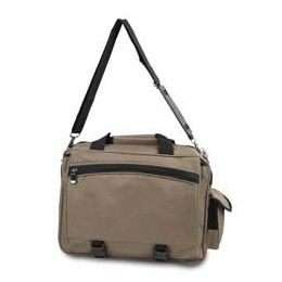 24 Units of Newton Briefcase - Khaki - Lunch Bags & Accessories