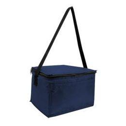100 Units of Joe Cooler - Navy - Tote Bags & Slings
