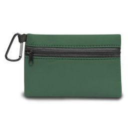 350 Units of Neoprene Zipper Wallet - Forest - Leather Purses and Handbags
