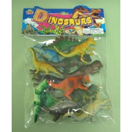 48 Units of Play animal Dinosaurs - Animals & Reptiles