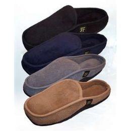 """24 Units of """"James Fiallo"""" Men's Slide-In Slippers - Men's Slippers"""