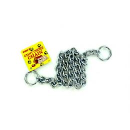 72 Units of Giant Choke Chain - Pet Collars and Leashes