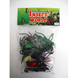 36 Units of ASSORTED INSECT FOR PLAY - Animals & Reptiles