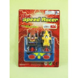 288 Units of HOT SPEED RACER SET FOR PLAY - Cars, Planes, Trains & Bikes