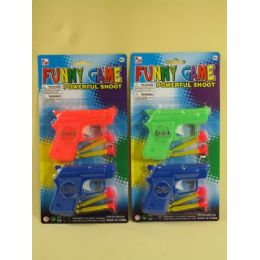 288 Units of Funny Game Set - Toy Weapons