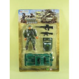 96 Units of Soldier Set - Action Figures & Robots