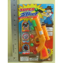 144 Units of Super Shoot Plat Set - Toy Weapons