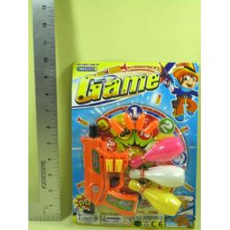 192 Units of Soft Plastic Toys Play Set - Toy Weapons