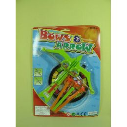 144 Units of Bows & Arrow - Darts & Archery Sets