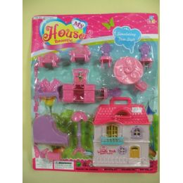 48 Units of MY HOUSE PLAY SET - Toy Sets