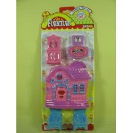 72 Units of FURNITURE PLAY SET - Toy Sets