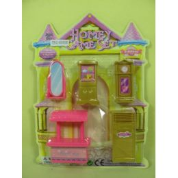 144 Units of FURNITURE PLAY SET - Toy Sets