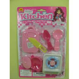 240 Units of KITCHEN PLAY SET - Toy Sets