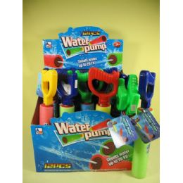 144 Units of Water Pump - Water Guns