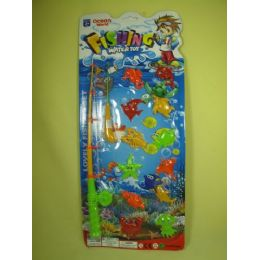 72 Units of FISHING SET FOR PLAY - Toy Sets