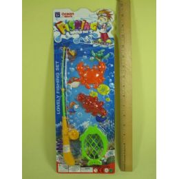 144 Units of FISHING SET FOR PLAY - Toy Sets