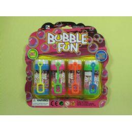 96 Units of BUBBLE PLAY SET - Bubbles