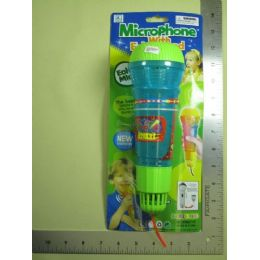 72 Units of PLAY MICROPHONE - Toy Sets