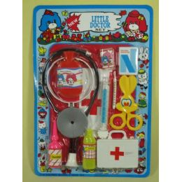 120 Units of DOCTOR TOY PLAY SET - Toy Sets