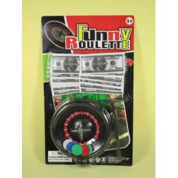 120 Units of Funny Roulette Game - Card Games