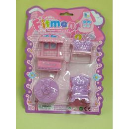 192 Units of FITMENT PLAY TOY SET FOR GIRLS - Toy Sets