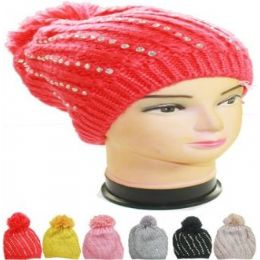 36 Units of Woman Winter Hat - Winter Hats