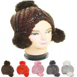 36 Units of WWH AB 007 WOMAN WINTER HAT - Winter Hats