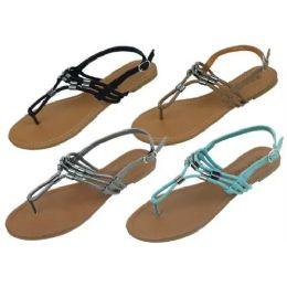 36 Units of Wholesale Bulk - Women's Flip Flops