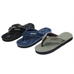 48 Units of BOYS EVERY DAY SANDALS ASST - Boys Flip Flops & Sandals