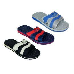 72 Units of Mens Summer Sandals - Men's Flip Flops and Sandals