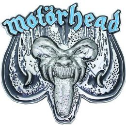 72 Units of Motorhead Belt Buckle - Belt Buckles