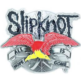 72 Units of Slipknot Belt Buckle - Belt Buckles