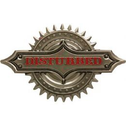 96 Units of Disturbed Belt Buckle - Belt Buckles