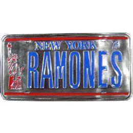 72 Units of Ramones Belt Buckle - Belt Buckles