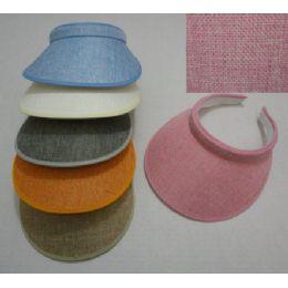 120 Units of Fashion Sun Visor - Sun Hats