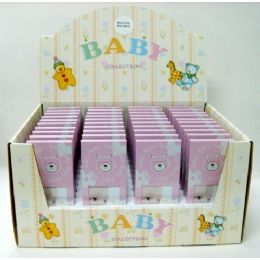 401 Units of Wholesale Baby Pink Mini Frame 2 x 3 - Picture Frames